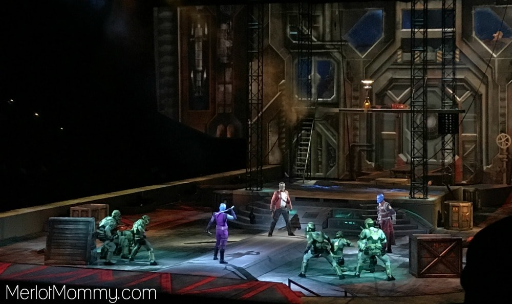 MARVEL UNIVERSE LIVE! Portland is Galactic Fun for the Whole Family