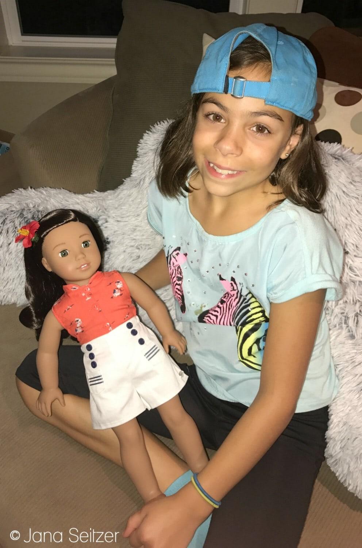 American Girl Welcomes Nanea and a Store to Portland