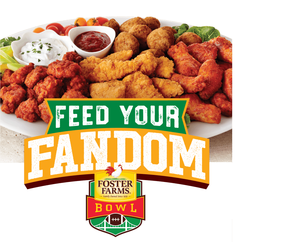 Feed Your Fandom with Foster Farms