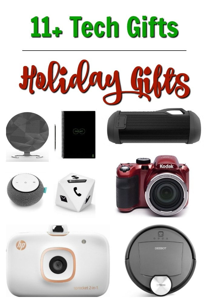 Holiday Gift Guide - Tech Gifts