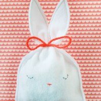 Easy Bunny Candy Pouch