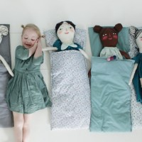 Sleepy Doll Slumber Party!