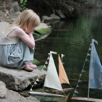 DIY Sailboats that really float!