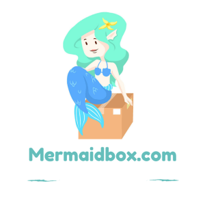 Great Subscription Box Of Fun Mermaid Lifestyle, jewelry, home decor and fun for mermaid lovers of all ages or people who just want to look as beautiful as a mermaid.