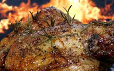 Grilled Jerk Turkey Breast Recipe