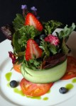 Strawberry Salad Cup