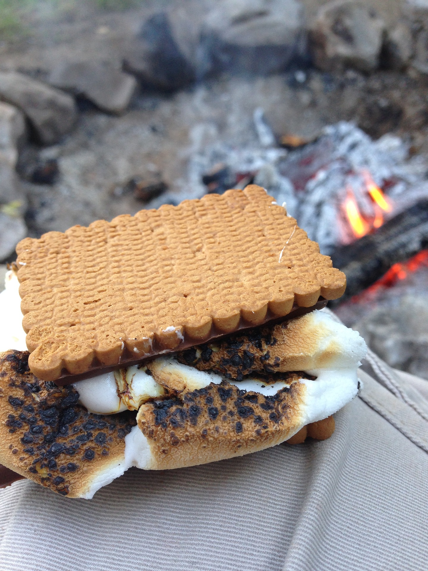 22 Amazing S'mores Recipes via @mermaidsandmojitos