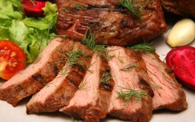 Easy Grilled Santa Maria Tri-Tip Steak