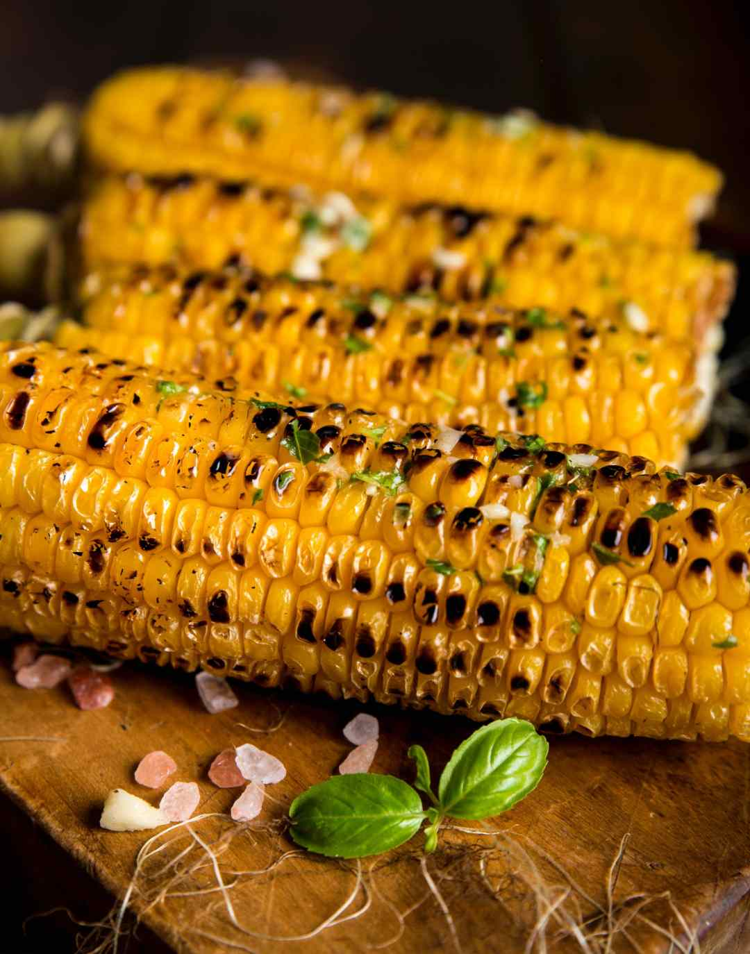 Easy Grilled Corn-on-the-cob recipe