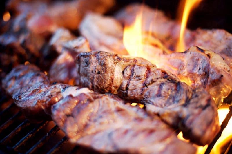 Asian Sesame Soy Grilled Pork Tenderloin
