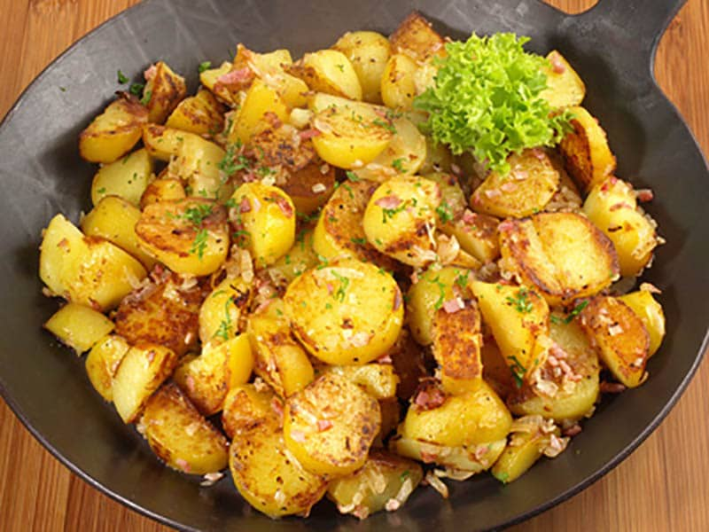 Grilled Loaded Baked Potato Salad