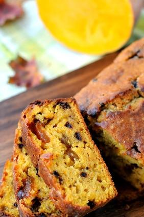 Pueblo Butternut Squash Piñon Nut Sweetbread via @mermaidsandmojitos