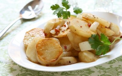 Classic German Potato Salad for Potlucks