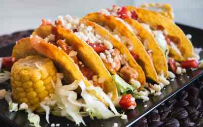 """Throw an """"Make Your Own Taco"""" Party"""