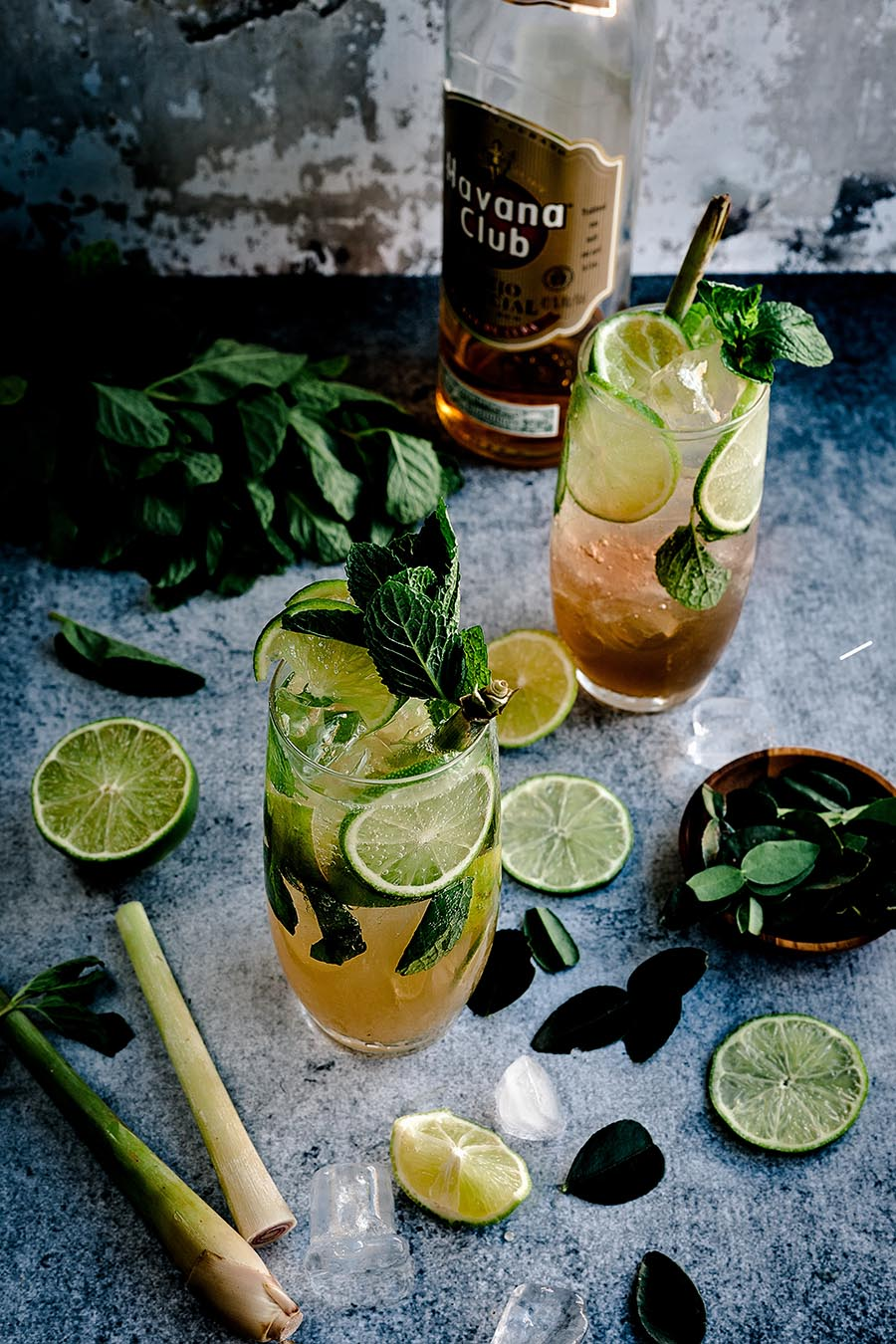 The perfect classic mojito