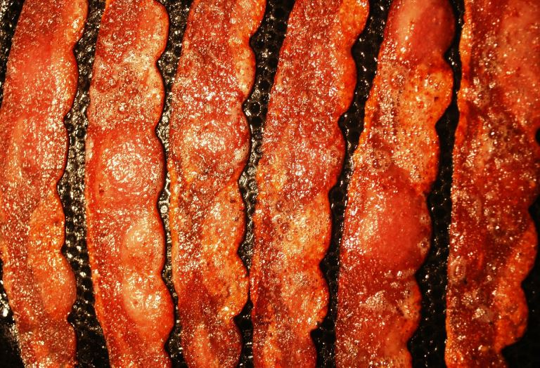The secret to perfectly crisp bacon