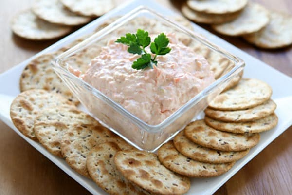 Best-ever Easy Shrimp Dip – Party Perfect