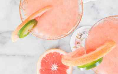 Best Paloma Recipe – Tequila, Fresh Pink Grapefruit