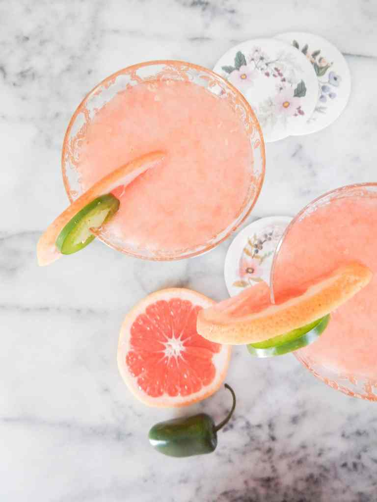 Best Paloma Recipe - Tequila, Fresh Pink Grapefruit