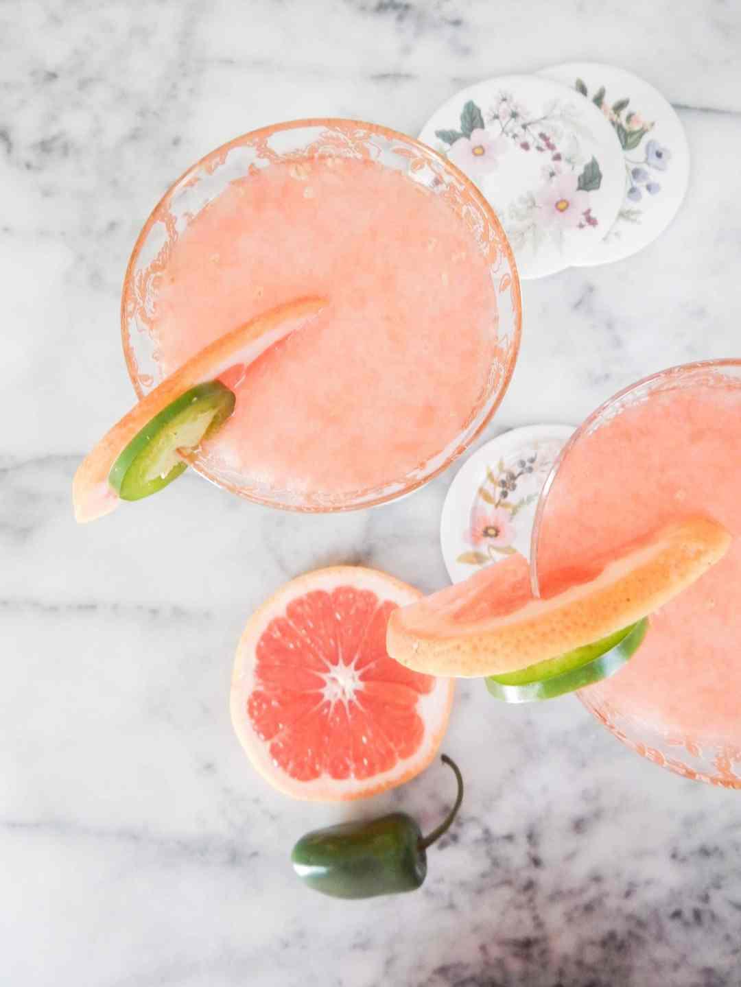 Best Paloma Recipe - Tequila, Fresh Pink Grapefruit