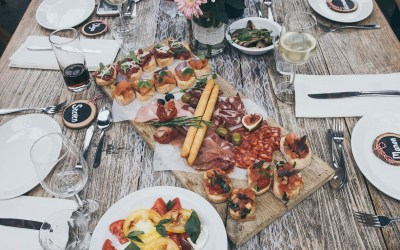 How to Make a Charcuterie Platter