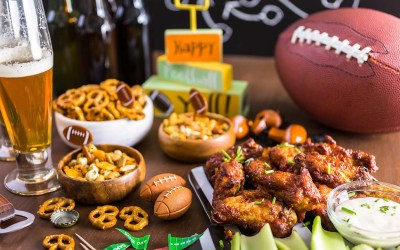 25 Easy recipes for a Super Bowl Party