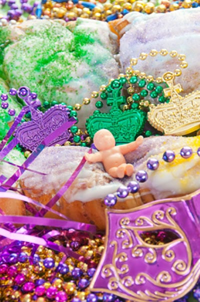 How to Make a King Cake | Must have iconic Mardi Gras Cake