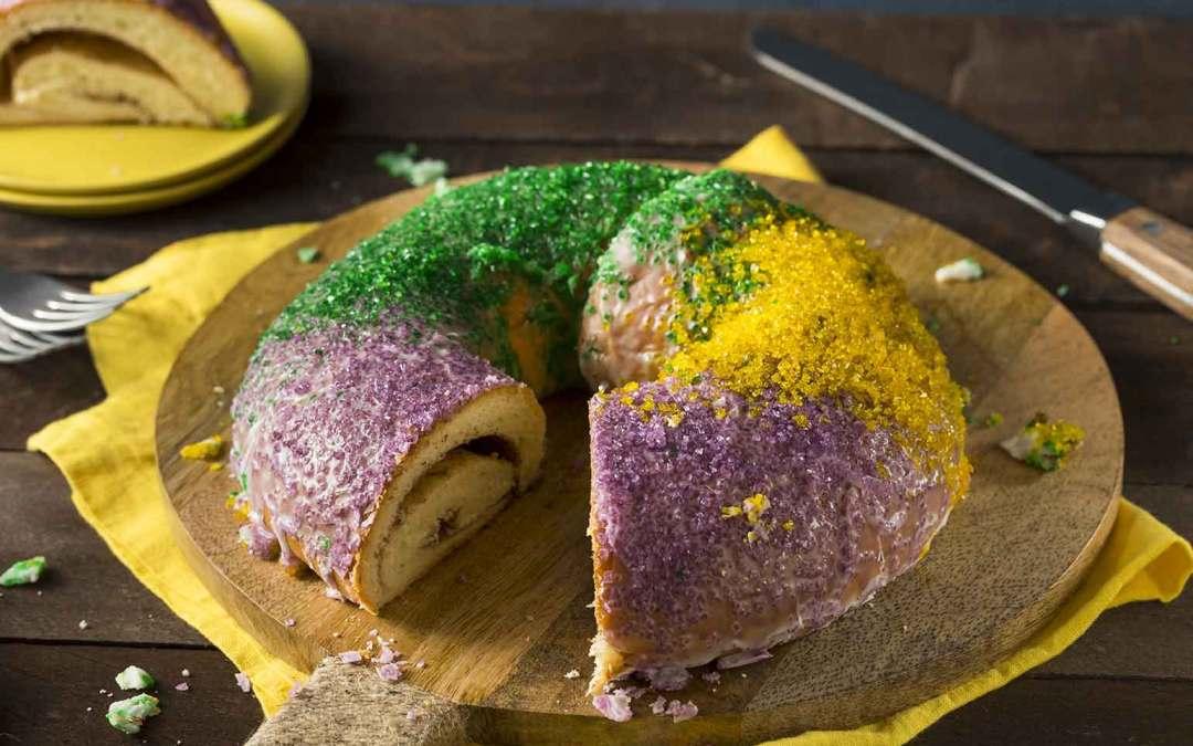 How to Make a King Cake | Mardi Gras Recipe