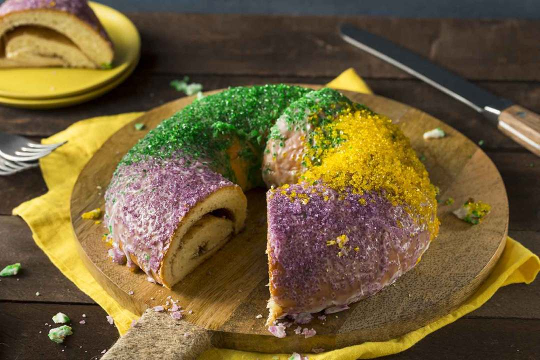 How to Make a King Cake | Iconic Mardi Gras Cake