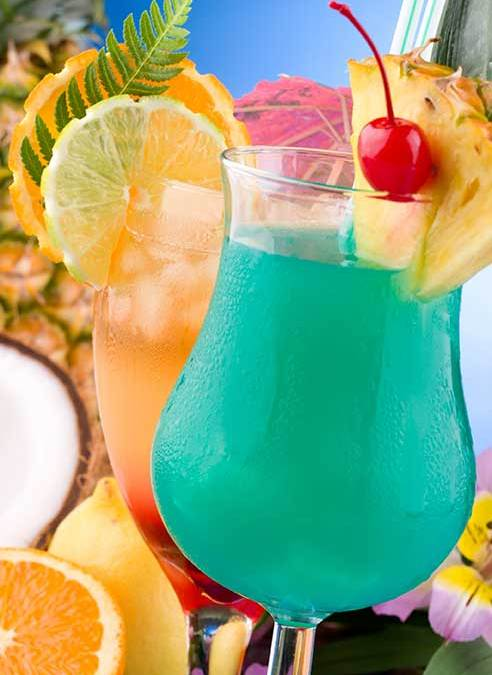 Bayou Swamp Water Cocktail