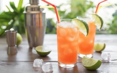 Zombie Cocktail | Classic Tiki Cocktail
