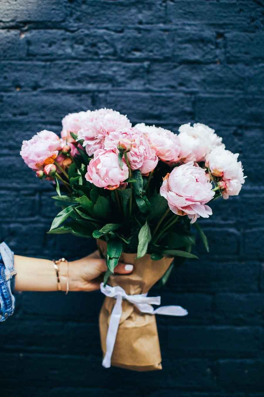 buy yourself flowers