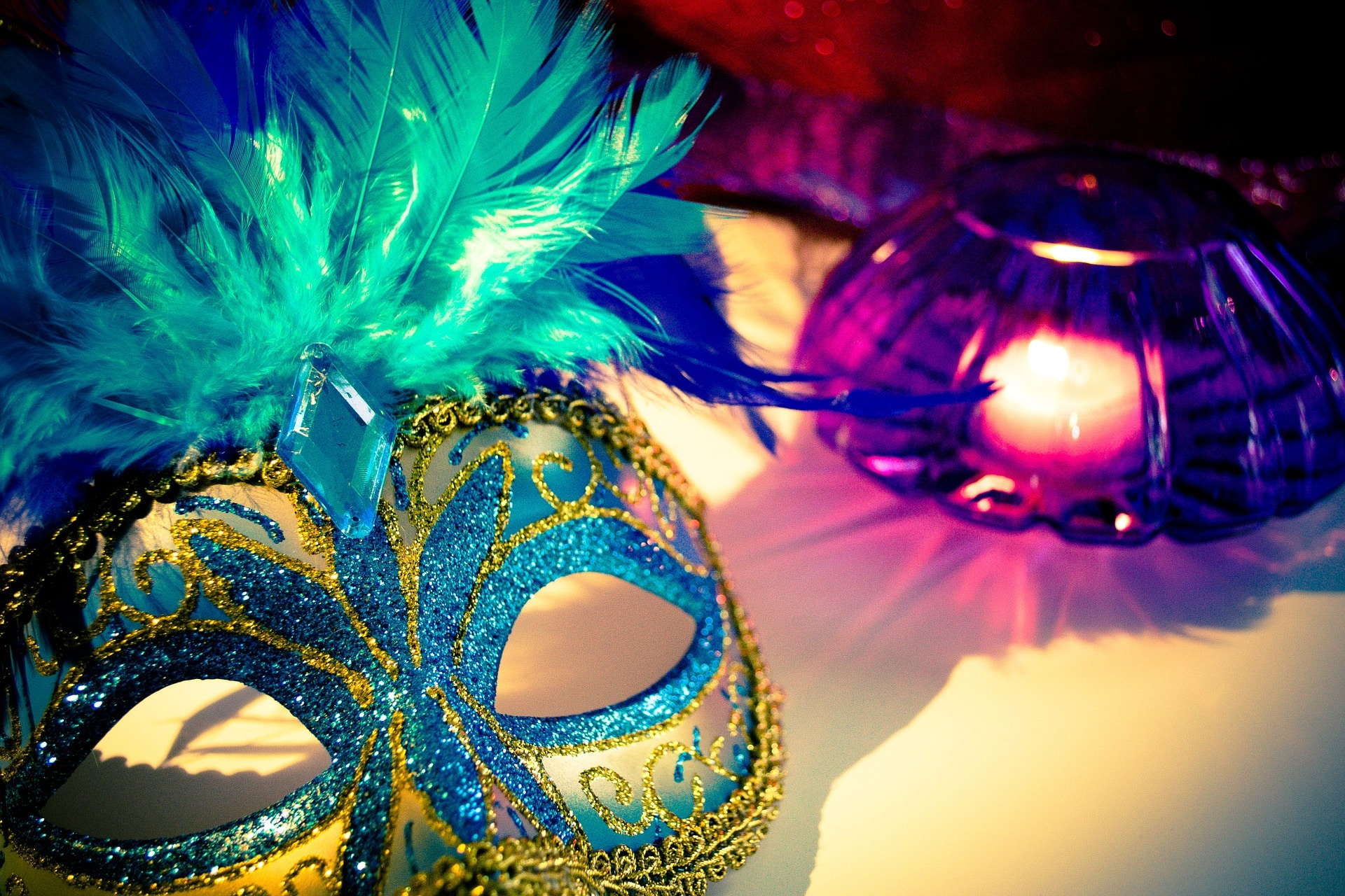 Easy Recipes For Mardi Gras Party via @mermaidsandmojitos