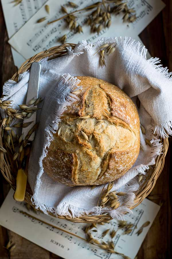 St Patrick's Day Irish Soda Bread