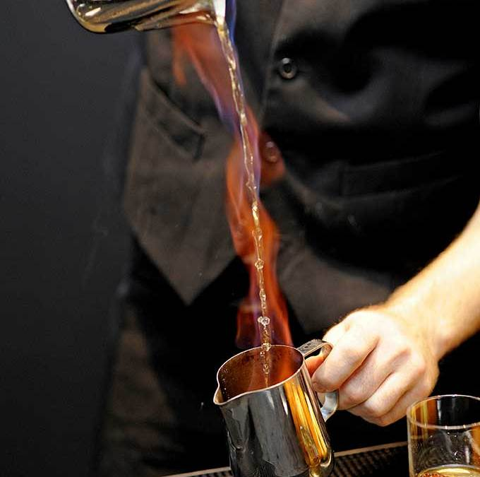 Café Brûlot – New Orleans Flaming Coffee
