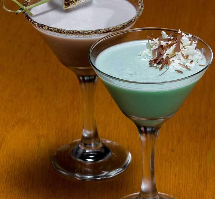 Tujague's Grasshopper Martini Cocktail