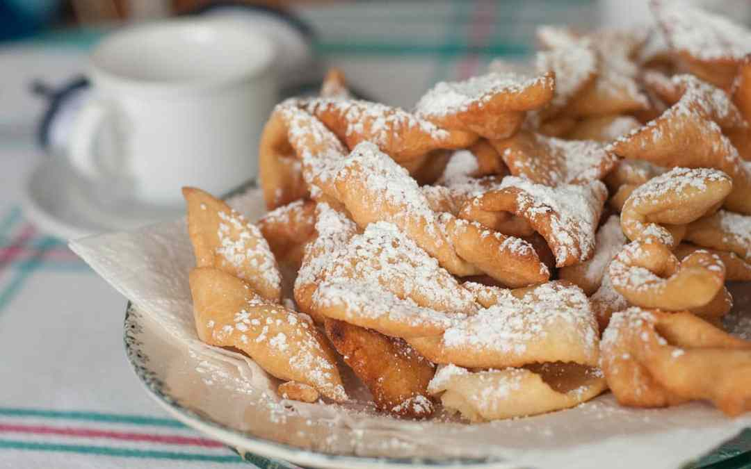 Famous New Orleans Morning Call Beignets