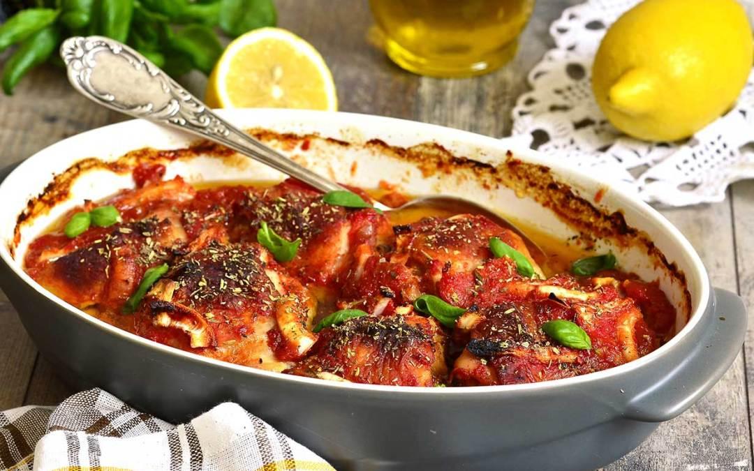 Slow Cooker Chicken Fra Diavolo Recipe