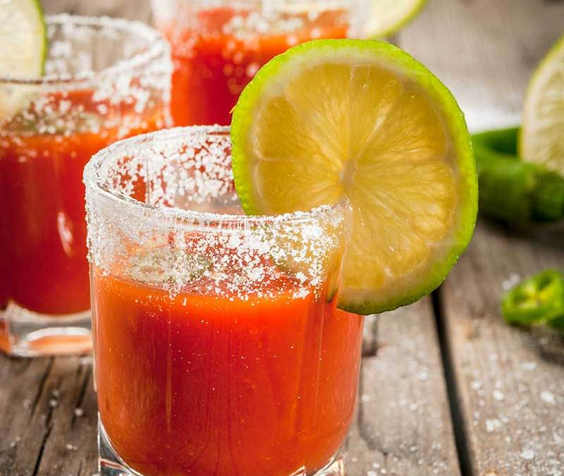 Bloody Maria Sangrita Recipe