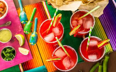 Cinco de Mayo Cocktails | Margaritas and More