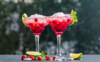 Muddled Raspberry Margarita Recipe