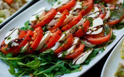Caprese Salad an Italian Classic