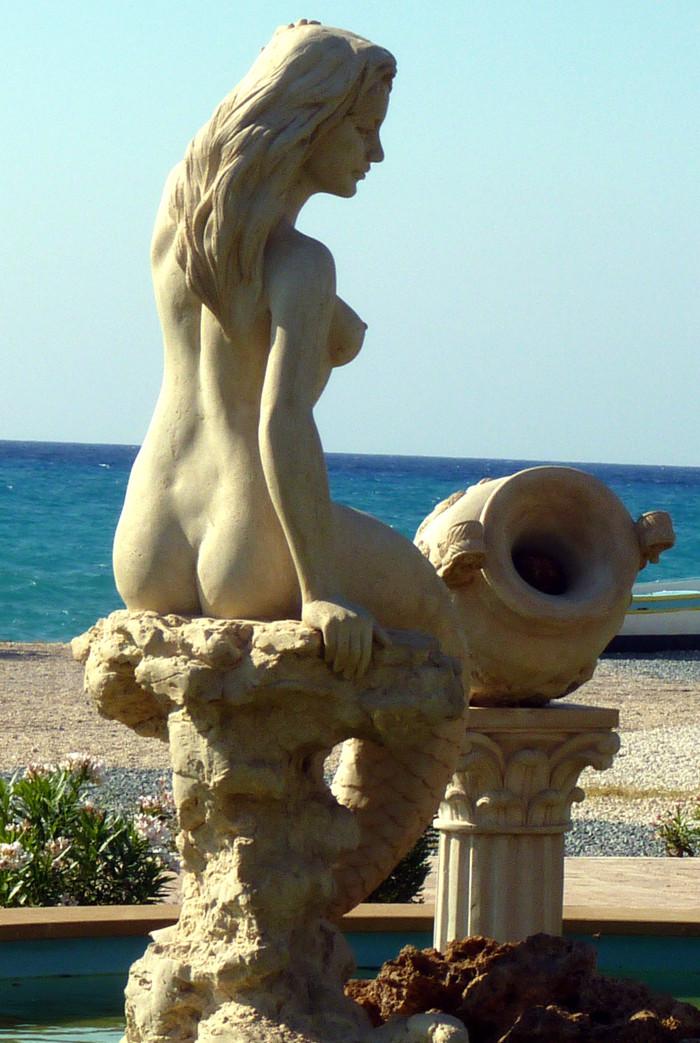 Cyprus Mermaid
