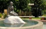 Kimballton Mermaid statue