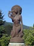 Nerissa, Mermaid of Salt Spring Island