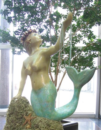 A St. Johns Mermaid
