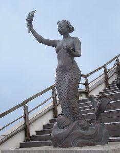 Yeongdo Lighthouse Mermaid