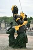 Nereid at Place de la Concorde.