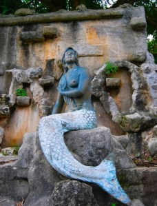 Sirena of Guam mermaid statue