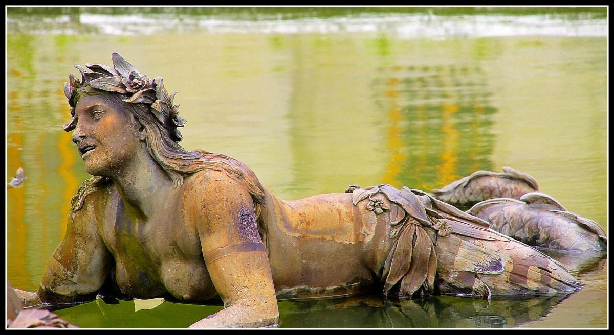 Mermaid at Versailles